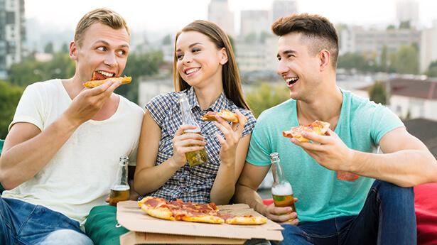 Пищевые привычки и питание