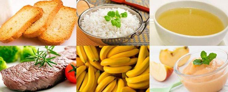 Питание при диарее: что можно есть?
