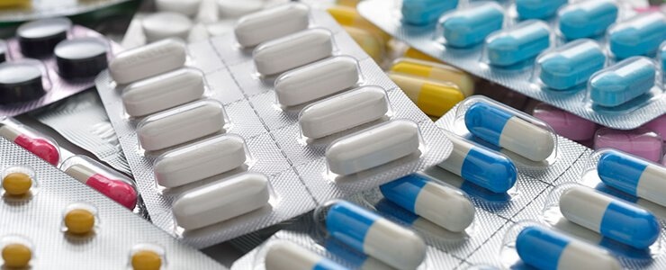 Препараты для лечения диареи