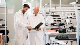 Технология производства таблеток- Имодиум® Экспресс