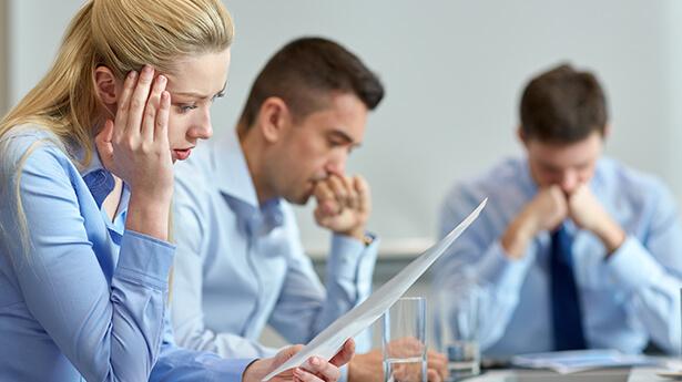 Не поддавайтесь стрессу на работе